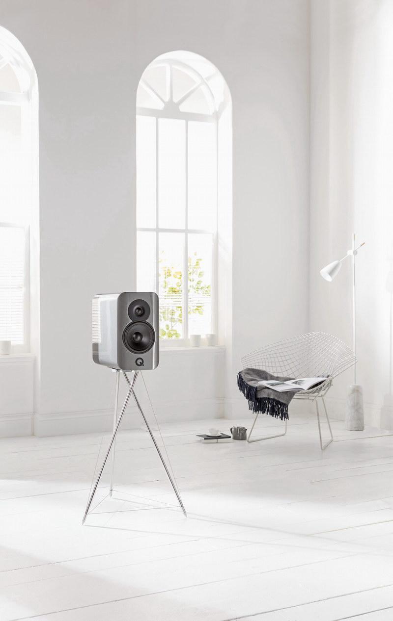 """真人AG-英国Q Acoustics""""耳听为真"""" Concept300新品发布会"""