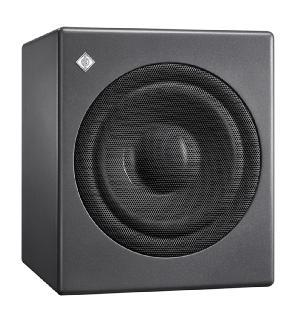 真人AG-NEUMANN KH 750 DSP 有源低音监听音箱小,空间里的深沉低音