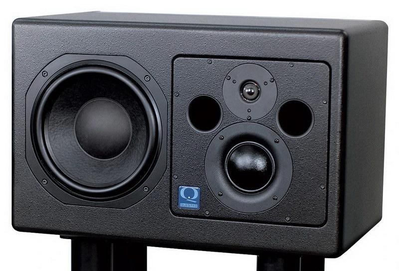 SOS评测:Quested V3110三频有源监听音箱