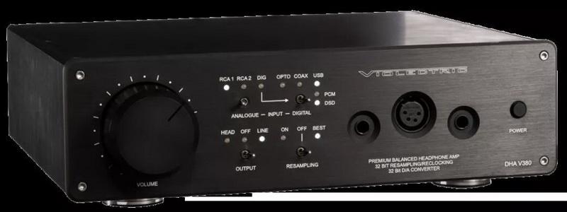本周六 德国Violectric V380邀请您带着耳机和扬声器一起玩