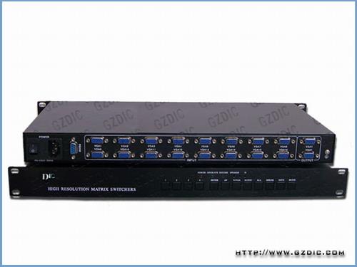 VGA矩阵切换器DIC-VGA1601图