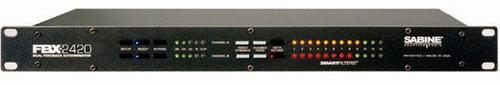 SABINE  FBX2420、2220反馈抑制器