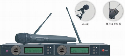 无线麦克风 WM-2002
