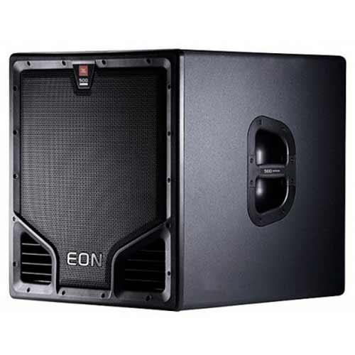 JBL EON 518S 单18寸有源扩声低音音箱