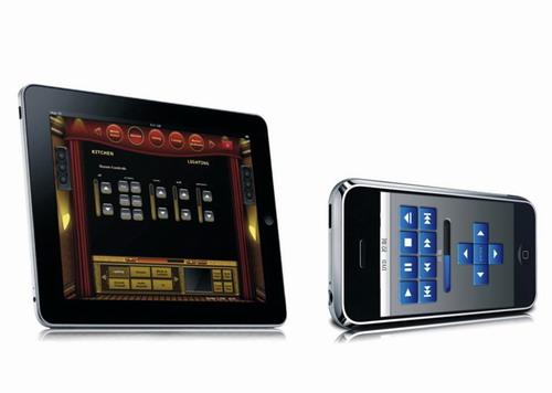 iphone/ipad中控3G系统