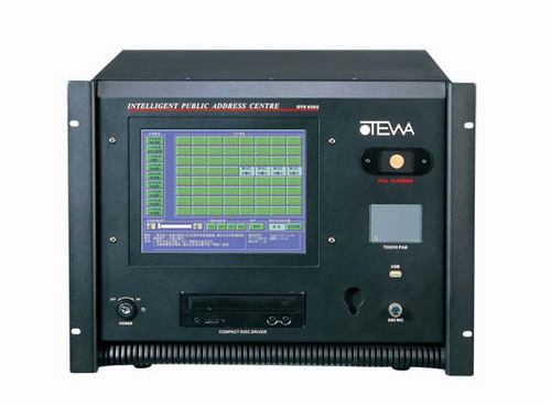 智能化广播系统 OTEWA:OTE6302
