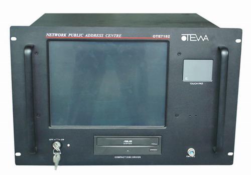 IP网络化广播系统 OTEWA:OTE7182图