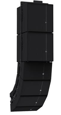 美国MACKIE HDA 高清可阵列有源(主动式)扩声系统广州亮晨音响供应