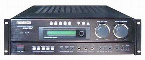 广州伟荣电器:MP-2300DSP