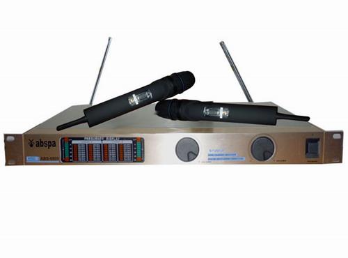 艾比声超过距离无线麦克风话筒,ABS-6800