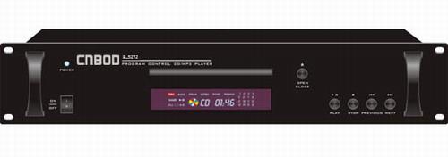 数控CD/MP3机 B-5272