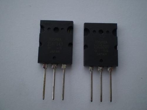 供应进口芯片国产2sa1943/2sc5200图