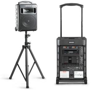 台湾SENRUN声创EP-800无线拉杆式扩音机