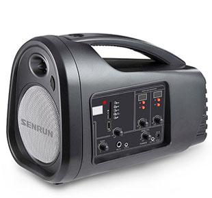 台湾SENRUN声创EP-580数码录音无线扩音机