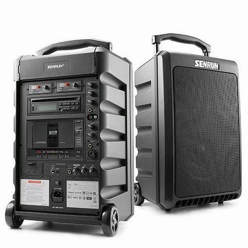 无线拉杆式扩音机