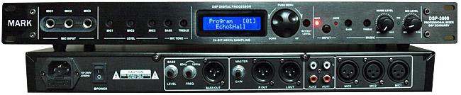 数码DSP前置效果器