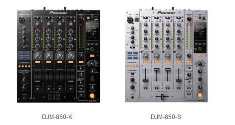 广州市亚歌电声设备有限公司:先锋DJM850