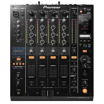 广州市亚歌电声设备有限公司:先锋DJM-900nexus