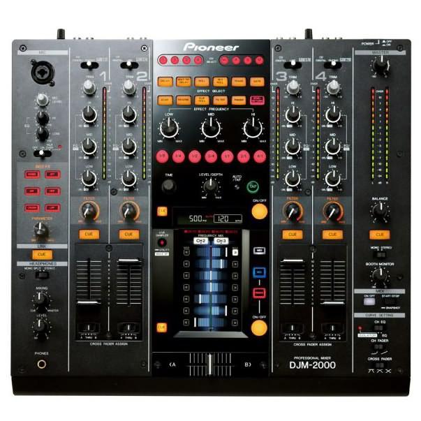 广州市亚歌电声设备有限公司:先锋DJM2000