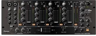 广州市亚歌电声设备有限公司:先锋DJM4000