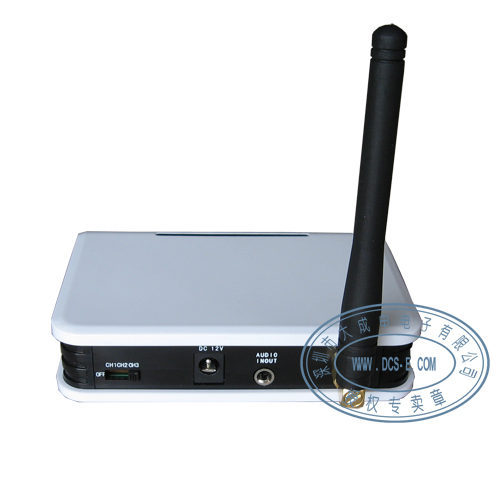 无线音频发射器,无线高保真远距离音频发射器(专业版)优于2.4G