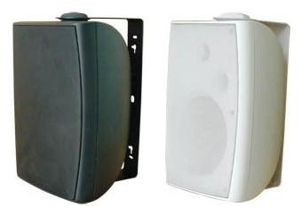 厂家直销 无线6.5寸壁挂高保真喇叭 带功放有源会议音箱 30W音柱