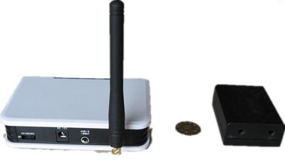 无线音频收发器,音频传输器,无线高保真,音质优于2.4G和蓝牙