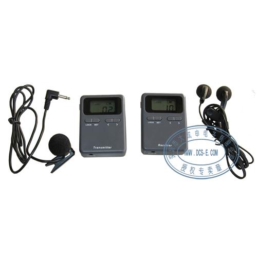 无线同传/导览讲解器 无线团队导游讲解器 无线导游系统 数字信号