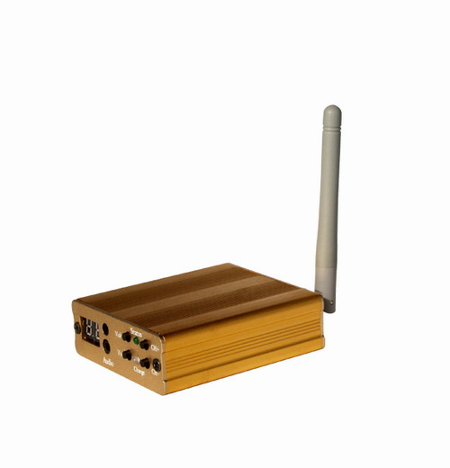 第一代无线音频收发器