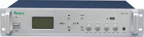 佛山市艾比声电子科技有限公司:ABS-6200 艾比声MP3音乐节目编程定时播放仪