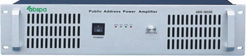 佛山市艾比声电子科技有限公司:艾比声纯后级广播功放  ABS-1500B