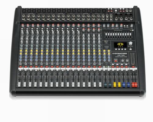 DYNACORD CMS1600调音台
