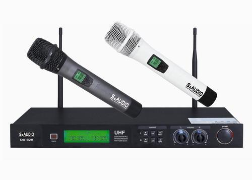 S&AUDIO DX-628无线话筒