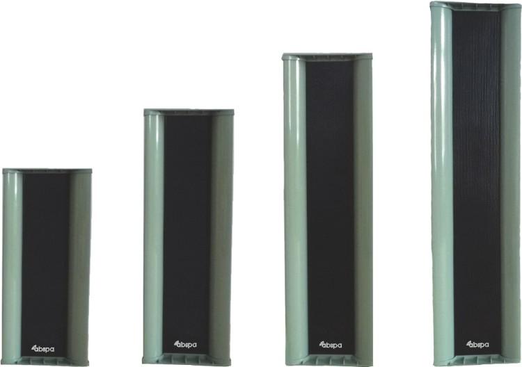 45W铝质防雨音柱,批发代理OEM室内外音箱音柱音质靓