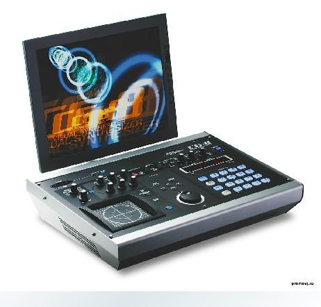广州市亚歌电声设备有限公司:罗兰Roland Edirol CG-8 视觉合成器