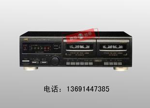 北京精品地带音响设备有限公司:JVC TD-W118BK双卡录音卡座/磁带播放器/卡座机