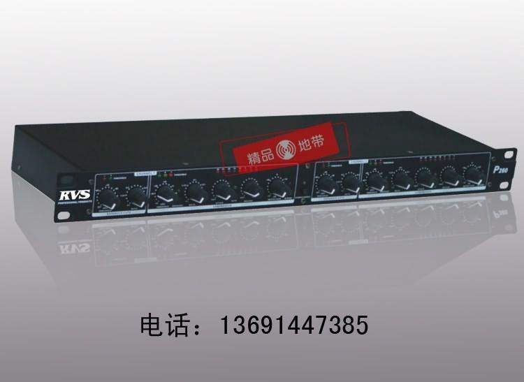 北京精品地带音响设备有限公司:RVS P260双声道压限器分频器(舞台) 舞台设备