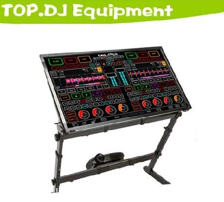 艾美雷特 Allone Emulator dj 触摸打碟机-多点触控DJ混音系统图