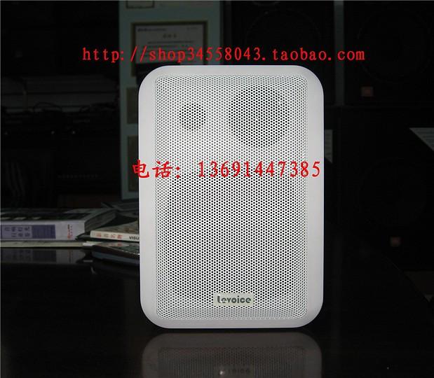 北京精品地带音响设备有限公司:levoice音丽士MODEL45专业背景音乐/会议室/壁挂音箱