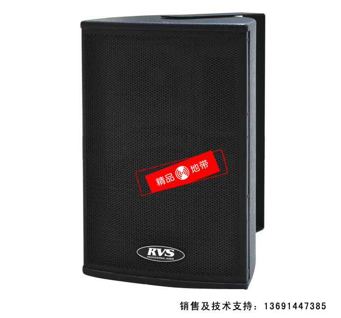 北京精品地带音响设备有限公司:RVS FS-10专业音箱 RVS音响