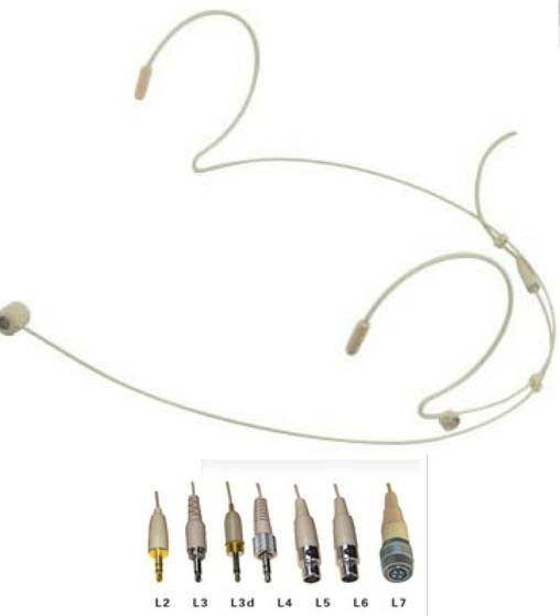 头戴话筒系列TH-21S4