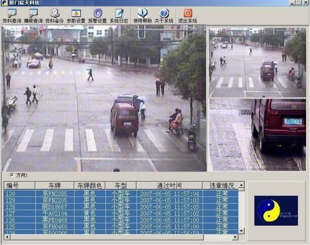 智能交通--电子警察系统 高清视频闯红灯监控/SupPoliceV3.0