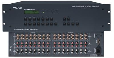 VITIVE威达:VT-AV1608/16音视频矩阵
