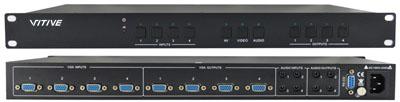VITIVE威达:VT-VGA0404A VGA矩阵