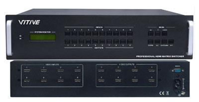 VITIVE威达:VT-HDMI0802/04/08高清矩阵