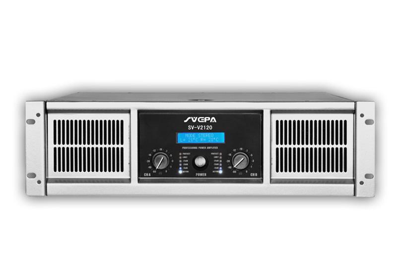 SVCPA 索威仕SV-V2120  专业功率放大器