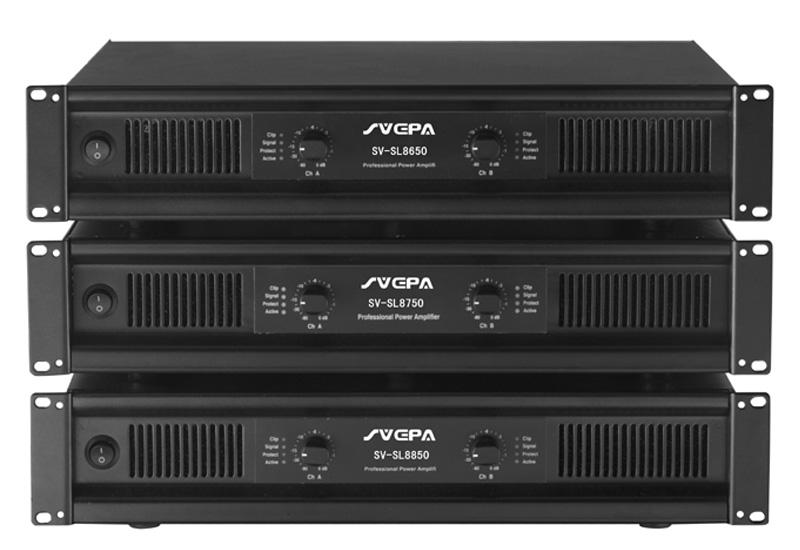SVCPA 索威仕SV-SL8850 专业功率放大器