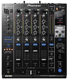 广州市亚歌电声设备有限公司:先锋DJM900SRT DJ数码混音台