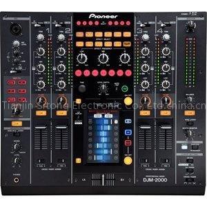 广州市亚歌电声设备有限公司:先锋DJM-2000nexusDJ混音器