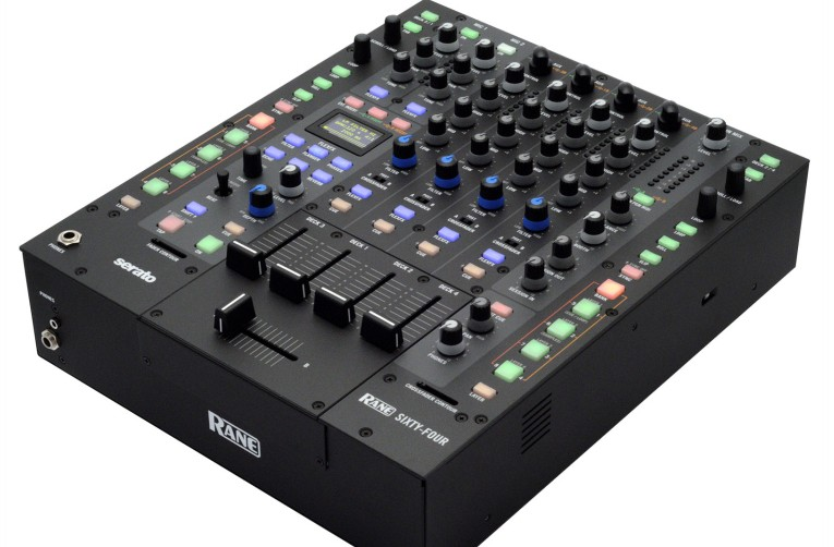 广州市亚歌电声设备有限公司:莱恩64 DJ数码混音台